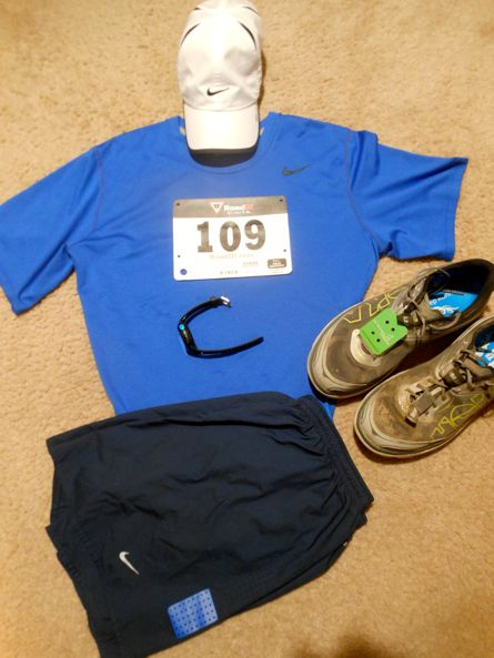 Regalia Run 5K kit