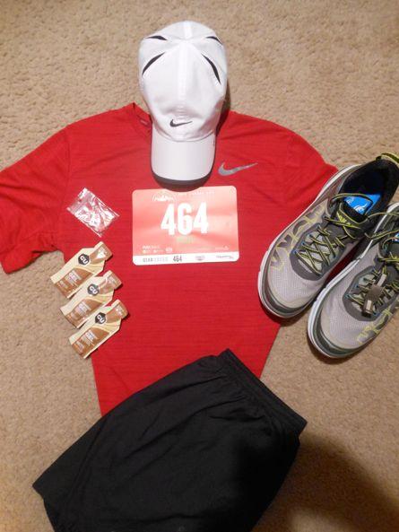 KC Marathon kit